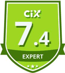Certificat CIX Niveau Expert